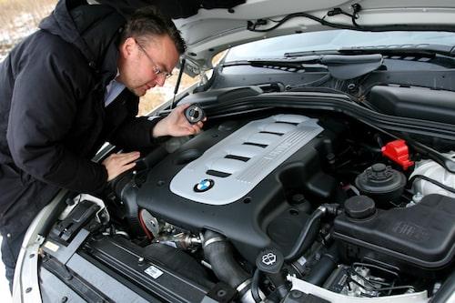 Titt ut! För första gången sitter en dieselmotor i 6-serie, och den kombinationen överraskar. Vem behöver bensin?