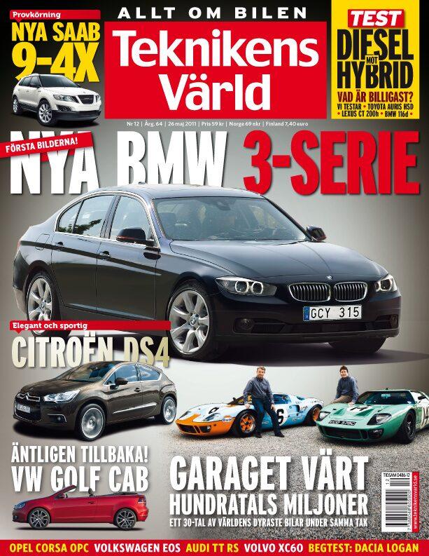 Teknikens Värld nummer 12 / 2011