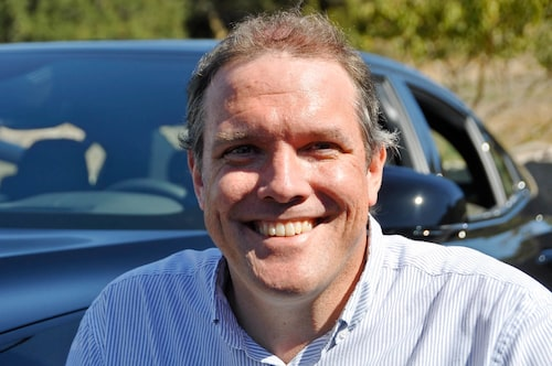 Christopher McKinnon – ansvarig produktchef Volvo 60-serie.