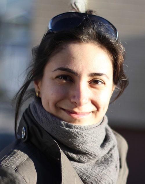 Soma Tayaman vid Uppsala universitet.