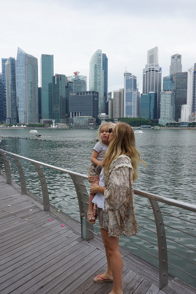Puss i Singapore!