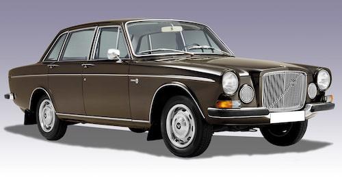 ... eller en 50 år gammal Volvo 164 ingår gratis bilbärgning. Bilens ålder spelar alltså ingen roll.