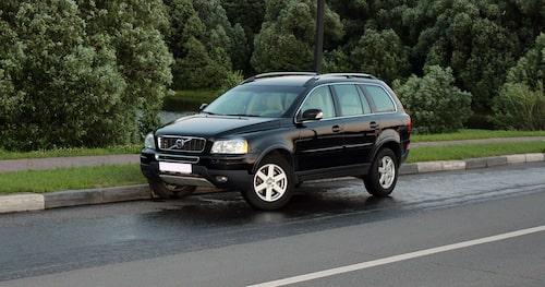 Oavsett om du kör en några år gammal Volvo XC90...