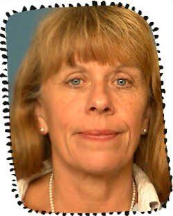 Margareta Viberg, psykolog.