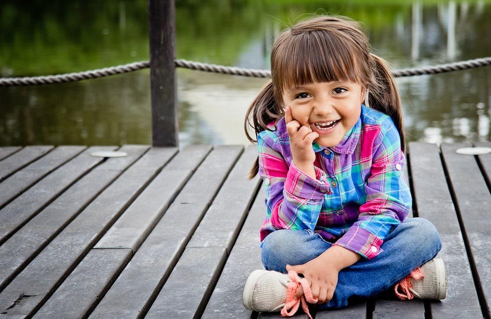 Från 3 års ålder är barnets språk alltmer förankrat. Det kan göra tillvaron lite lugnare.