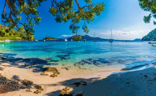 Playa de Formentor ligger på andra sidan ön, men kan vara värt ett besök.