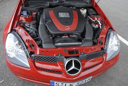 Den nya V6-motorn är på 3,5 liter och ger 305 hästkrafter i stället för 272 som tidigare.