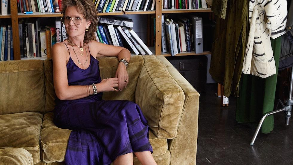 Birgitte Raben är designer på Rabens Salonger.