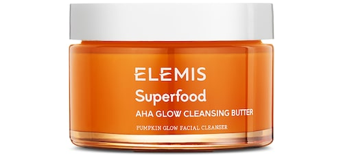 Superfood AHA glow cleansing butter, Elemis.