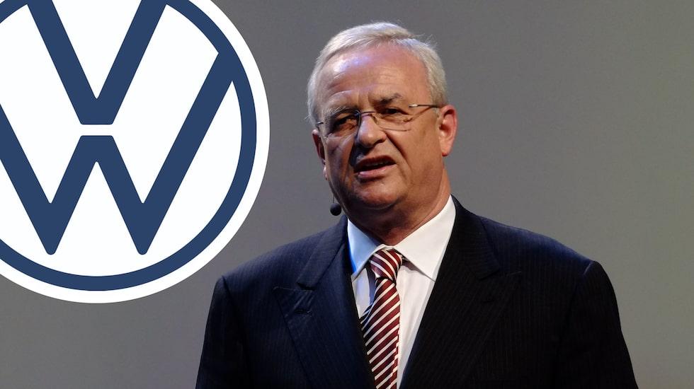 Martin Winterkorn, vd för Volkswagen AG fram till det att skandalen om dieselfusket blev offentligt.