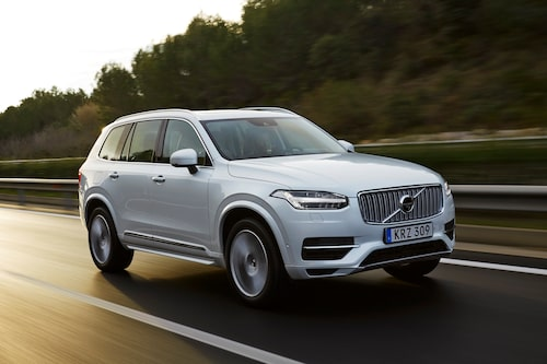 Volvo XC90 T8 Twin Engine 2015