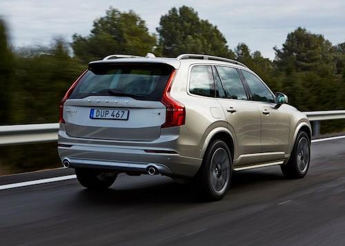 Volvo XC90 D5 AWD 2015