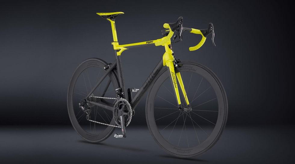 BMC Impec Lamborghini Edition