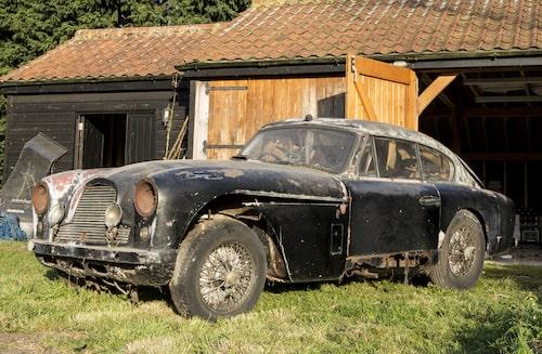 En Lagonda Drophead Coupé för den händige.