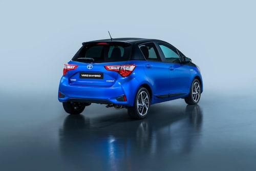 Toyota Yaris generation 3 2010-2020