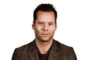 Daniel Frodin, chefredaktör.