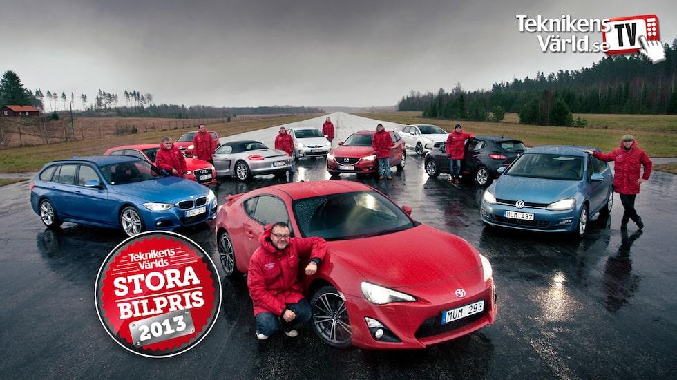 Teknikens Världs Stora Bilpris 2013