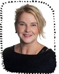 Helen Elden, barnmorska och forskare vid Göteborgs universitet.