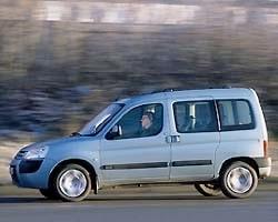 Citroën Berlingo Family 1,6i