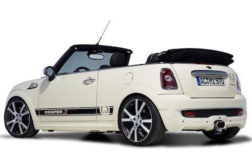 AC Schnitzer Mini Cooper S Cabrio
