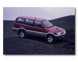 Nissan Terrano 2,7 TD
