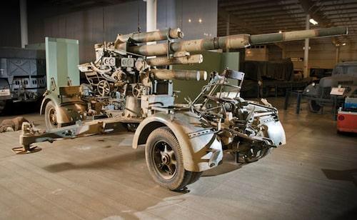 1941 Krupp 8.8-cm Flak 36-kanon