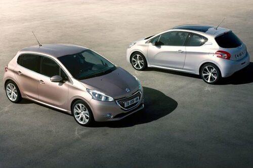 Peugeot 208 2012