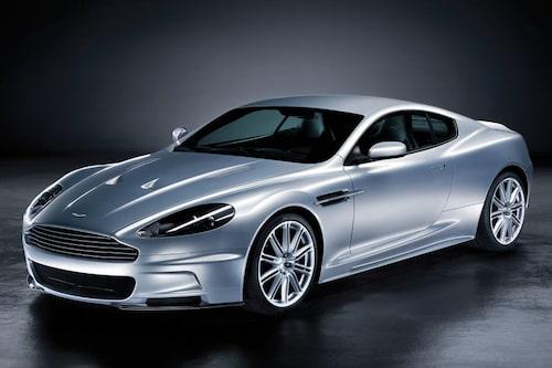 Aston Martin DBS 2008-2012.
