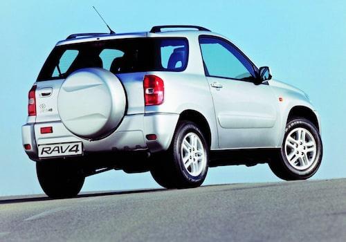 Toyota RAV4 generation 2 (2000-2006)