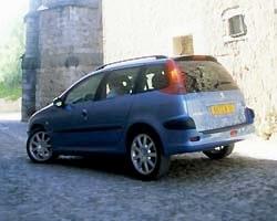 Peugeot 206 SW XSi