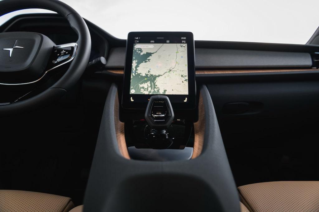 Navigeringssystemet bygger helt och hållet på Google Maps och fungerar ruskigt bra.
