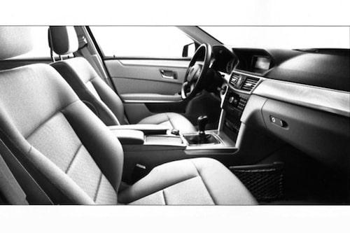 Mercedes E-klass Classic