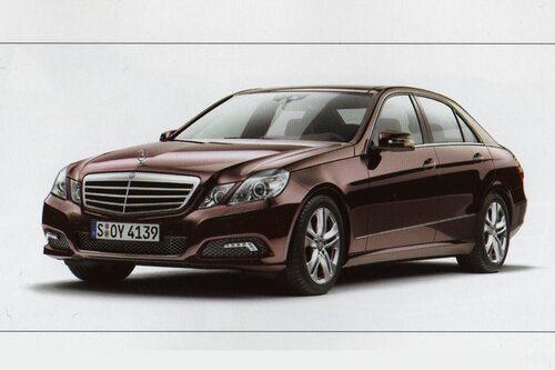 Mercedes E-klass Avantgarde