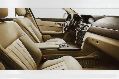 Mercedes E-klass Elegance