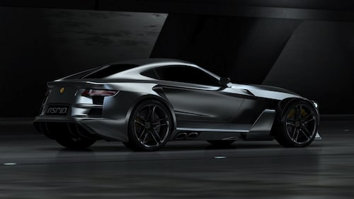 Invictus är hela sju decimeter längre än företagets lilla Super Sport-modell, och mäter in på 445 centimeter. Övriga yttermått inkluderar en bredd på 188 centimeter och en höjd på 123 centimeter. Under huven kommer Invictus, likt Super Sport, få BMW-maskineri, men medan lillebror får nöja sig med en 398-hästars tvålitersmotor kommer GT-21 Invictus att få en 4,4-liters V8 på 450 hästar.