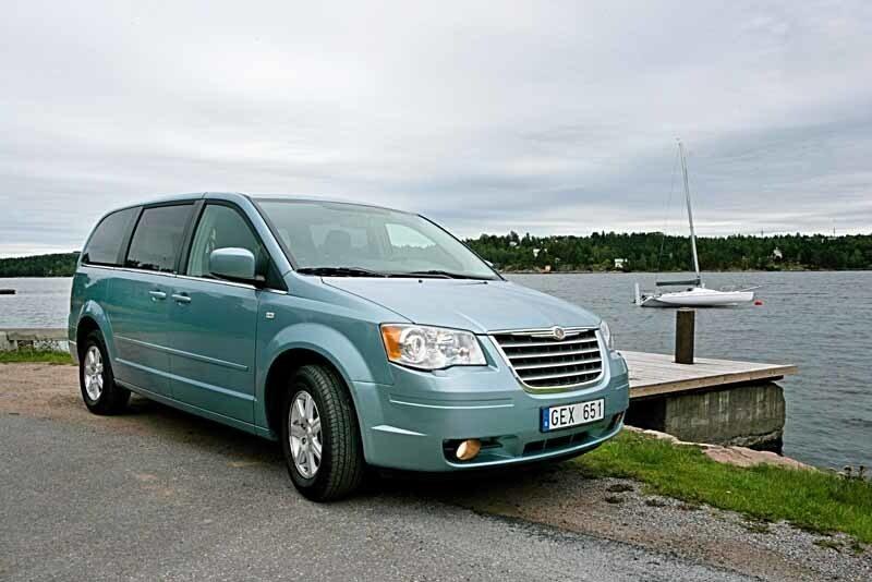 Chrysler Grand Voyager 3,8 Touring
