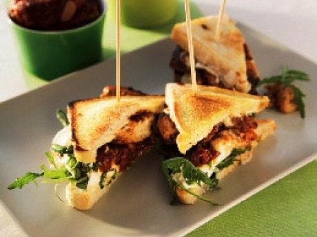 Italiensk clubsandwich