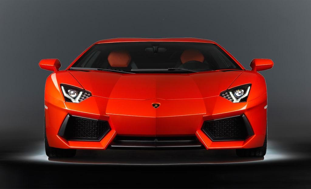 Lamborghini Aventador LP 700-4