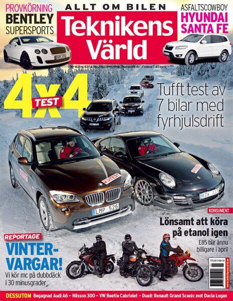 Teknikens Värld nummer 4 / 2010