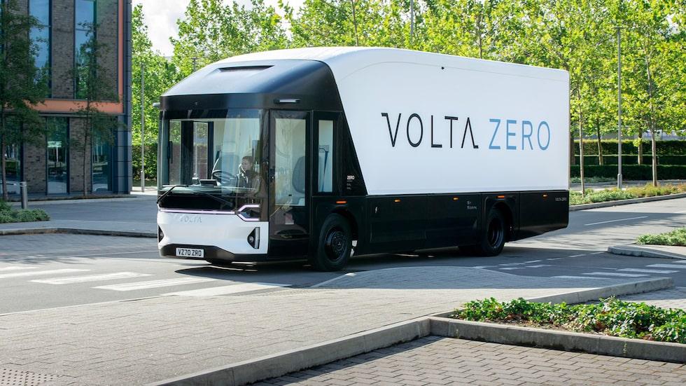Volta är redo för serieproduktion av sin lastbil Zero och har redan fått beställningar till ett värde av sex miljarder kronor.