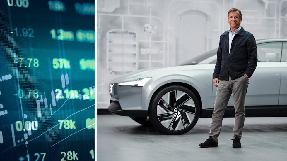 Volvo Cars vd Håkan Samuelsson anser att en börsnotering är starten på ett nytt kapitel för företaget.