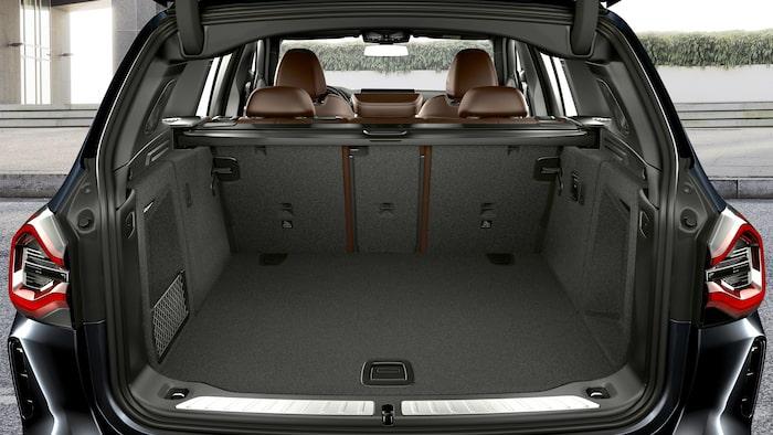BMW iX3 detaljbilder