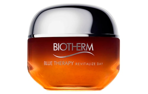 Recension på Blue therapy amber day cream, Biotherm.