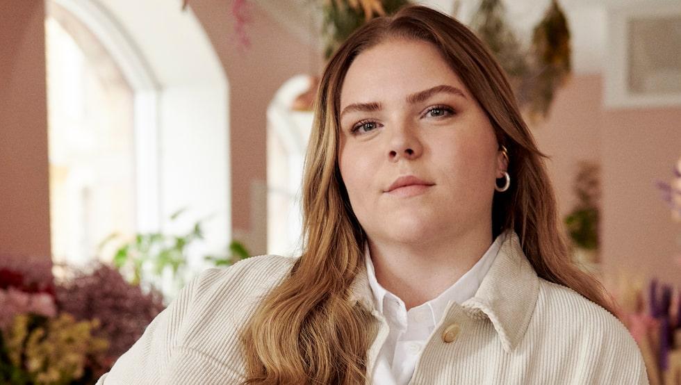 Johanna Nordström, just nu aktuell i Bäst i test på SVT, och med podden Ursäkta.