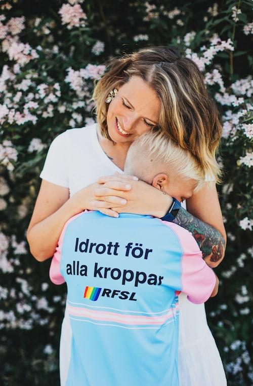 """""""Jag har föreslagit att RFSL Skåne ska skapa en tjänst för föräldrar som behöver råd och stöd så att de vet vad de har för rättigheter och skyldigheter gentemot myndigheter."""""""
