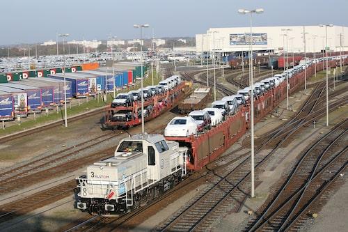 Världens största bilfabrik ligger i Wolfsburg.