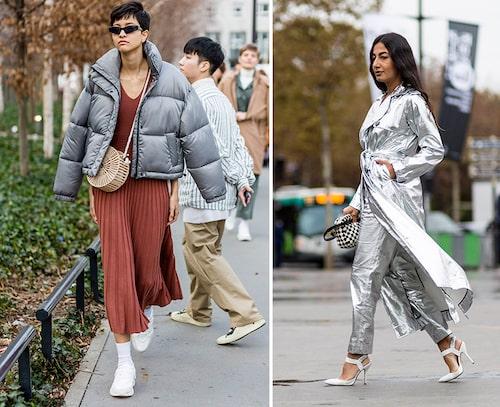 Snygga reflexer och reflekterande kläder vintern 2019.