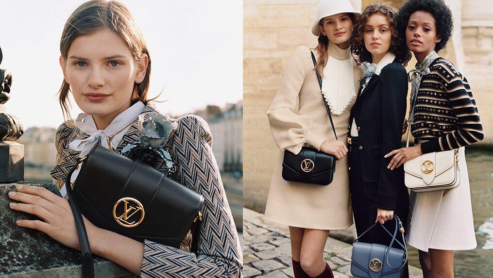 Louis Vuitton släpper en ny exklusiv kollektion väskor.