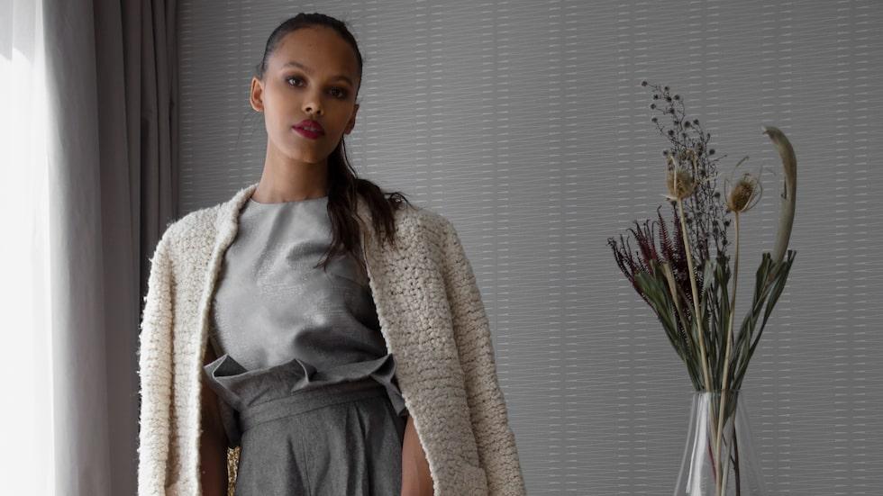 Suzanna Gembege är stylist och modejournalist.