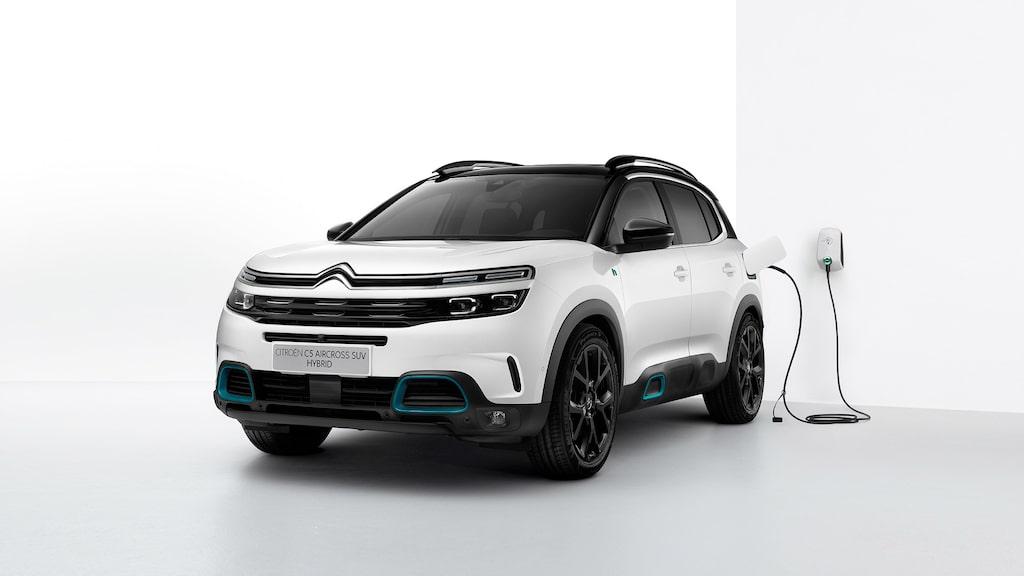 Mjukt och fluffigt, komfort är Citroëns paradgren, och driver på alla fyra.